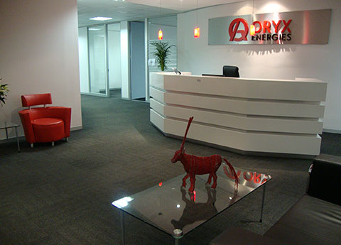 South Africa - Oryx Energies